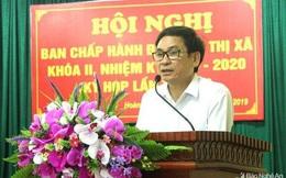 Vợ Bí thư Thị ủy ở Nghệ An khai man năm sinh