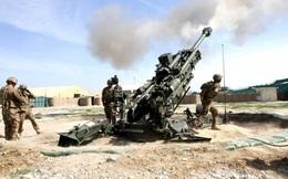 Mỹ bất ngờ chuyển pháo hiện đại M777 tới Syria làm gì?