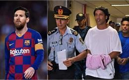 Chi hơn 100 tỷ đồng, Messi quyết cứu Ronaldinho khỏi nhà tù tại Paraguay