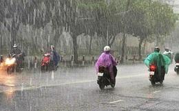 Hà Nội sắp đón mưa giông lớn có khả năng xảy ra lốc, sét, gió giật  mạnh