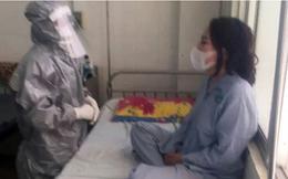 Chưa có kết quả xét nghiệm lần 2 với 'Bệnh nhân 34' siêu lây nhiễm