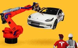 Nhân viên Tesla thừa nhận: Quy trình kiểm soát chất lượng không bằng Toyota 20 năm trước!