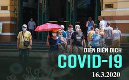 Dịch Covid-19 ngày 16/3: Bệnh nhân số 60 là du khách Pháp đã đi Hà Nội, Ninh Bình trước khi vào viện, VN ghi nhận có 61 ca bệnh