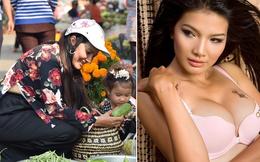 """Cuộc sống hiện tại của """"nữ hoàng cảnh nóng"""" táo bạo nhất màn ảnh Việt"""