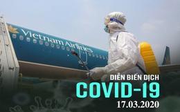 Ngày 17/3: Thêm 5 ca nhiễm Covid-19 ở Hà Nội và TP HCM, nữ bệnh nhân ở Gò Vấp là đồng nghiệp của 2 ca lây từ bệnh nhân số 34