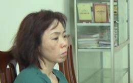 Người đàn bà 'ôm' lô ma túy khủng trước cửa khách sạn
