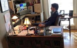 Thủ tướng Canada chỉ huy cuộc chiến chống Covid-19 ngay tại nhà