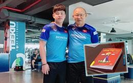 Tất cả giải đấu bị hoãn vì Covid-19, HLV Park Hang-seo tranh thủ thời gian học tiếng Việt
