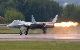 """Su-57 Nga vừa hoàn thành cuộc thử nghiệm lần 2 với động cơ """"siêu khủng"""" Sản phẩm 30"""