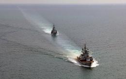 Rộ tin tàu chiến Nga truy đuổi tàu tên lửa Ukraine
