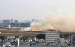 Lập tổ điều tra sự cố máy bay hãng Vietnam Airlines nổ lốp tại sân bay quốc tế Tân Sơn Nhất