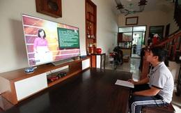 Dạy - học trên truyền hình: Tăng tính tương tác để hấp dẫn hơn