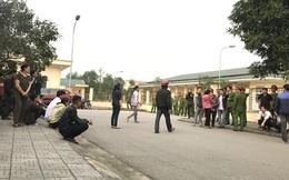 Phạm nhân tử vong trong trại giam tại Nghệ An
