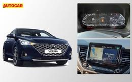 """Nội thất """"sang chảnh"""" của chiếc Hyundai Verna giá chỉ hơn 250 triệu đồng"""