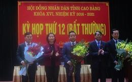 Cao Bằng có Phó Chủ tịch tỉnh 40 tuổi