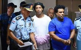 """Bạn thân tiết lộ góc khuất phía sau """"nụ cười giữa cảnh ngục tù"""" của Ronaldinho"""