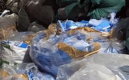 Chủ kho phế liệu chứa 2 tấn khẩu trang cũ ở Sài Gòn khai gì?