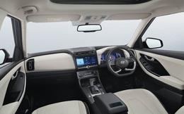 Cận cảnh nội thất sang trọng của chiếc Hyundai Creta giá 300 triệu đồng
