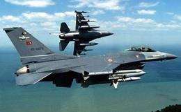 Báo TQ tấm tắc khen F-16 Thổ, dự đoán chiến đấu cơ Nga-Syria sẽ bị bắn hạ một khi cất cánh