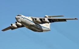 Máy bay vận tải Nga hạ cánh tới tấp xuống căn cứ Hmeymim: Đưa vũ khí nóng tới Syria?