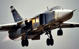 """Chiến trường Syria đặt dấu chấm hết """"Kiếm sĩ"""" Su-24 Nga?"""