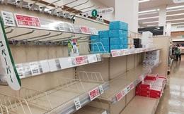 Siêu thị ở Nhật Bản cháy giấy vệ sinh vì tin đồn về Covid-19