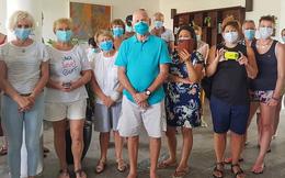 Du khách Ba Lan viết thư bằng tiếng Việt gửi lời cảm ơn nhân viên y tế Hội An, khen bánh mì Việt Nam