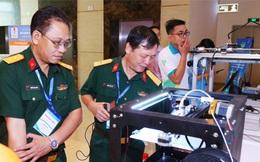 """""""Robot khử khuẩn phòng cách ly"""" sắp được đưa vào thử nghiệm tại Bệnh viện dã chiến Củ Chi"""