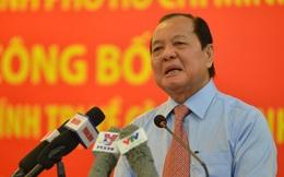 Ông Lê Thanh Hải bị cách chức nguyên Bí thư Thành ủy TP HCM