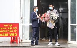Bệnh nhân thứ 18 nhiễm Covid-19 đã khỏi bệnh, được xuất viện