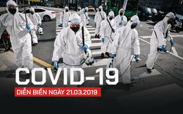 Việt Nam tạm dừng nhập cảnh với người nước ngoài từ 0 giờ ngày 22/3 vì Covid-19