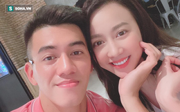 """Huỳnh Hồng Loan: """"Mẹ của Tiến Linh cứ giục đưa em về nhà ăn cơm"""""""