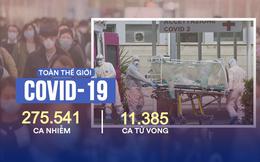 """Mỹ: Số ca nhiễm COVID-19 vượt mốc 22.000, hơn 1/5 số dân được yêu cầu """"ở nhà"""""""