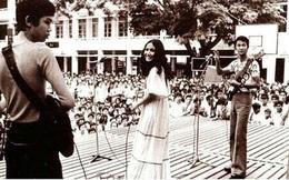 Danh ca Thanh Lan: Sự nghiệp lẫy lừng, được hãng đĩa Nhật mời thu âm, tham dự cuộc thi hát thế giới