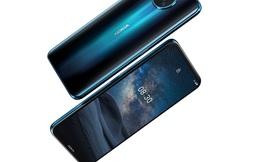 Lộ diện smartphone 5G đầu tiên của Nokia, lấy cảm hứng từ bầu trời Bắc cực
