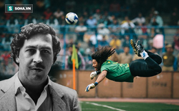 Thủ môn kỳ dị nhất lịch sử bóng đá thế giới: Cú đá bọ cạp và án tù vì trùm ma túy Escobar