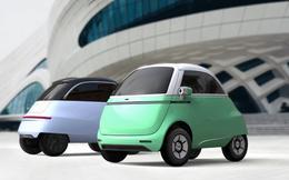 Đây là mẫu xe điện 'nhỏ gọn đáng yêu' đến từ Thụy Sĩ, giá 13.000 USD