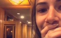 """Một mình trực đêm tại khách sạn, cô gái thót tim vì sự xuất hiện của một """"vị khách lạ"""""""
