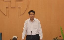 Ông Nguyễn Đức Chung khuyên con trai đang du học Mỹ ở trong nhà hết tháng 6 phòng Covid-19