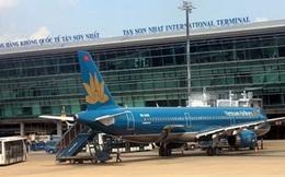 Sân bay Tân Sơn Nhất dừng tiếp nhận chuyến bay từ 25/3