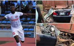 Đi du lịch khi giải hoãn vì Covid-19, sao Nigeria bất ngờ thiệt mạng sau tai nạn thảm khốc