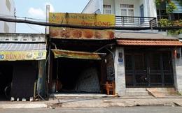 Căn nhà cháy lớn trong đêm ở Sài Gòn, chủ nhà tử vong