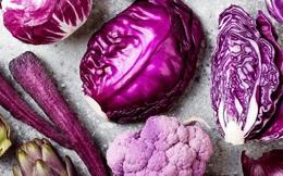 """Rau quả màu tím: Thực phẩm """"hot"""" của năm và những lợi ích sức khoẻ tuyệt vời"""