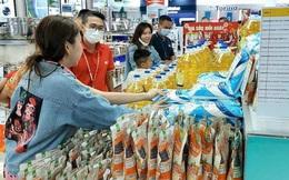 Siêu thị điện máy bất ngờ bán dầu ăn, mì gói trong mùa dịch Covid-19