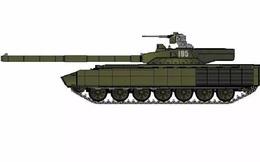 """Xe tăng T-95 Nga: """"Cơn ác mộng"""" đối với NATO chưa bao giờ thành hiện thực"""