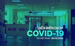 [Dịch Covid-19 ngày 26/3]: Việt Nam có 148 ca nhiễm - Bộ Y tế ra thông báo khẩn về lịch trình di chuyển của các bệnh nhân Covid-19