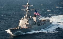 Trung Quốc tiếp tục bị chiến hạm Mỹ khiêu khích ngay trong sân nhà