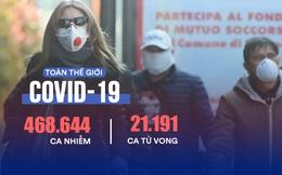 COVID-19: Mỹ ghi nhận thêm gần 11.000 ca dương tính trong 1 ngày; Nhật Bản có số nhiễm mới kỉ lục