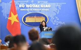 TQ khánh thành 2 trạm nghiên cứu phi pháp ở Trường Sa: Yêu cầu TQ tôn trọng chủ quyền của Việt Nam