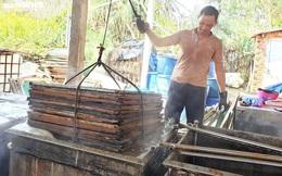 Ảnh: Làng nghề hấp cá ở Bình Minh tất bật vào vụ